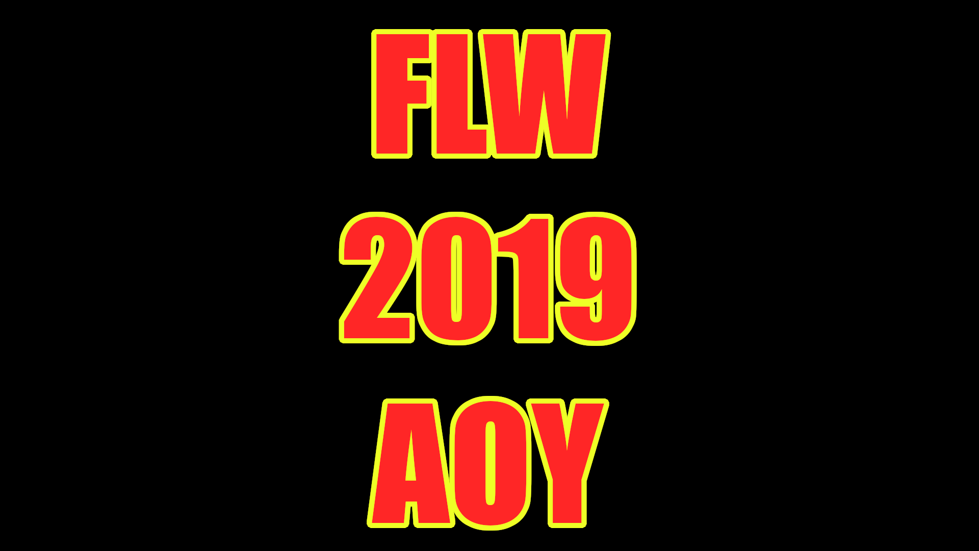 FLW2019アングラ―オブザイヤー