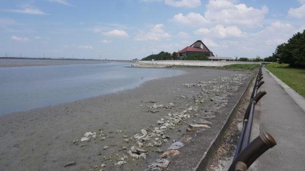 稲永公園の北側