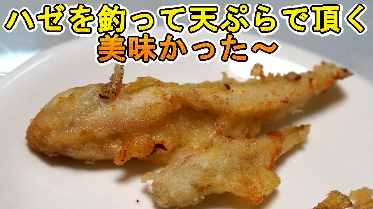方 ハゼ 食べ